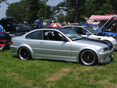 BMW 330i Hamann