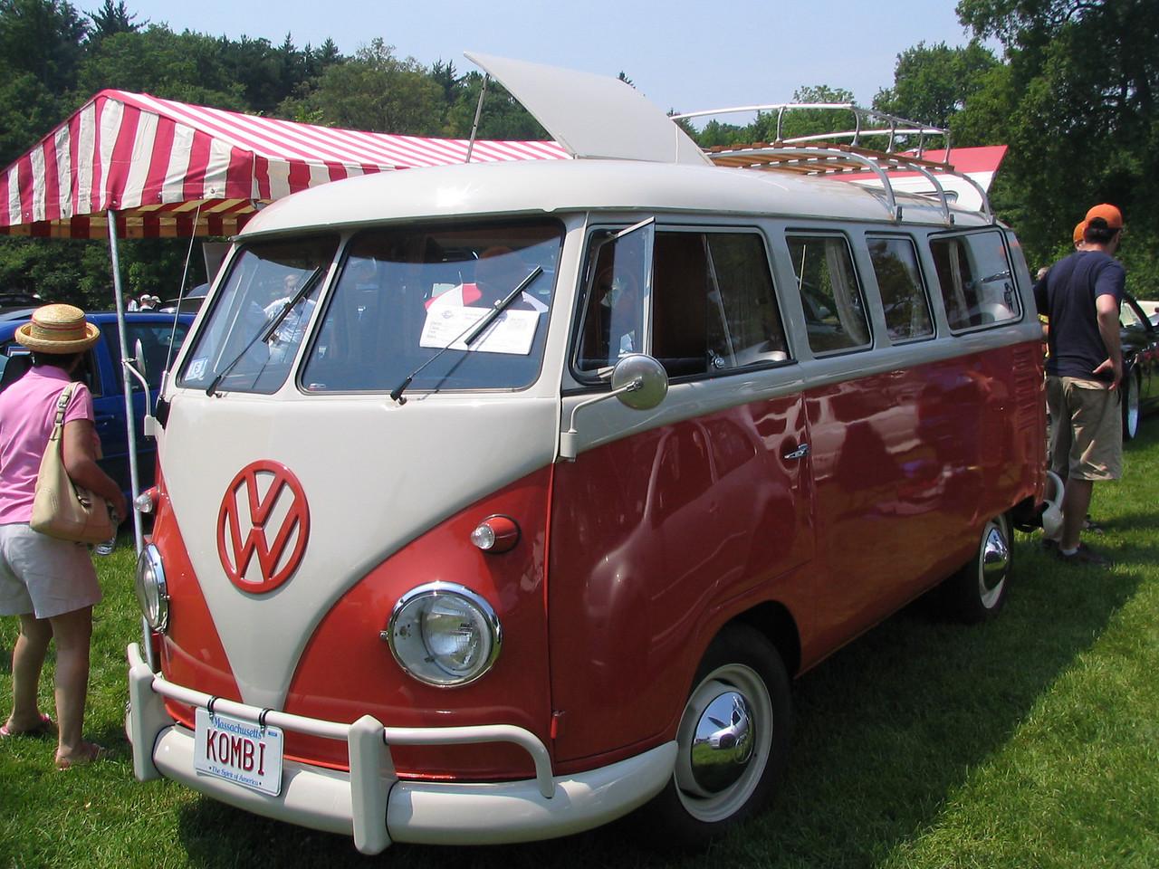 Volkswagen Westfalia Camper (1960)