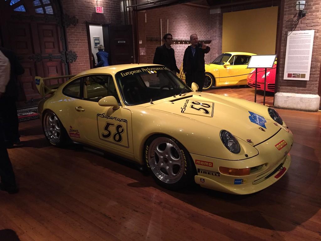 Porsche 993 3.8RS Clubsport
