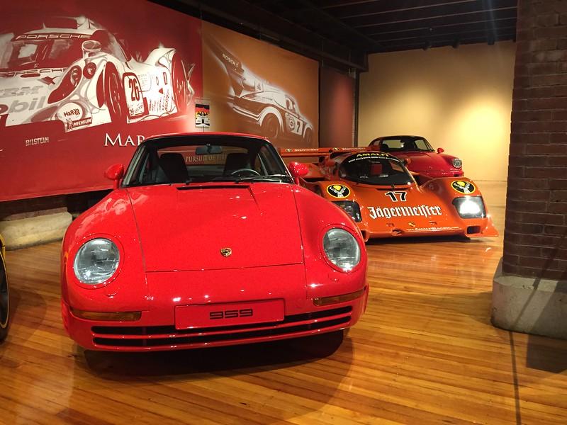 Porsche 959, 962