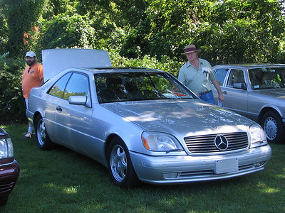 S600 coupe
