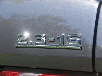 190E 2.3 16v