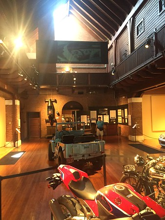 Museum Of Transportation/Larz Anderson Park, Brookline, MA
