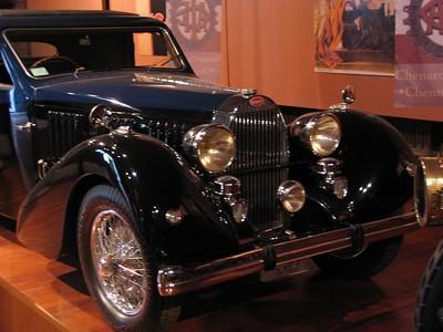Bugatti Type 57 Ventoux Coupe (1936)
