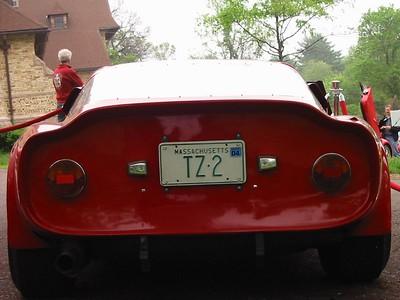 Alfa Romeo TZ2. 1 of 12 produced.