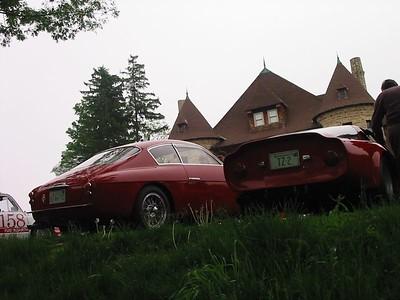 Alfa Romeos
