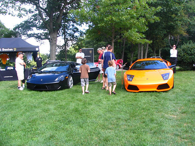 Lamborghini Gallardo and Murcielago