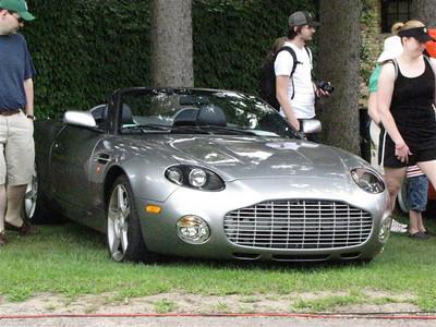 Aston Martin DBR1 Zagato