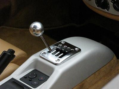 Ferrari 360, with a manual transmission!