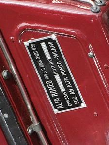 Alfa Romeo 6C1750 Zagato Spyder