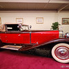 1929 Isotta Fraschini Tipo 8A S Castagna Roadster<br /> It is believed to be only one of two in existence.