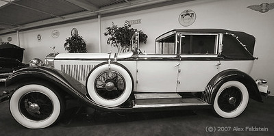 1929 Isotta Fraschini Tipo 8A Castagna