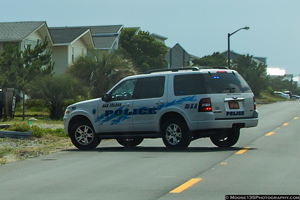 Oak Island, NC Police