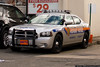 New Nassau County Highway Patrol Dodge Charger, in silver rather than white.