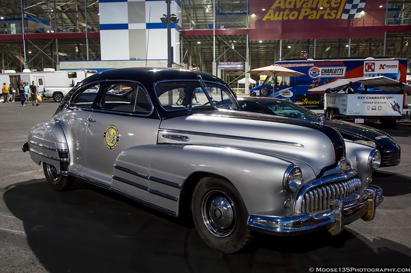 1947 Buick North Carolina Highway Patrol Car