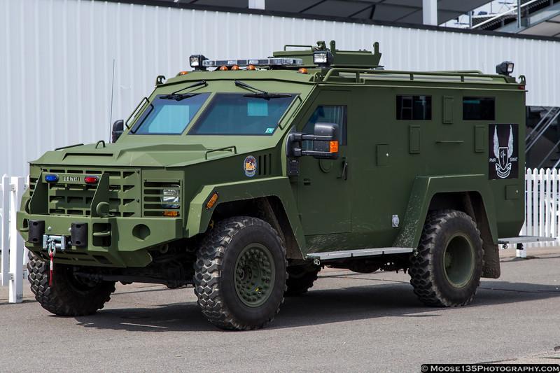 Pocono Mountain Regional Police SWAT Truck