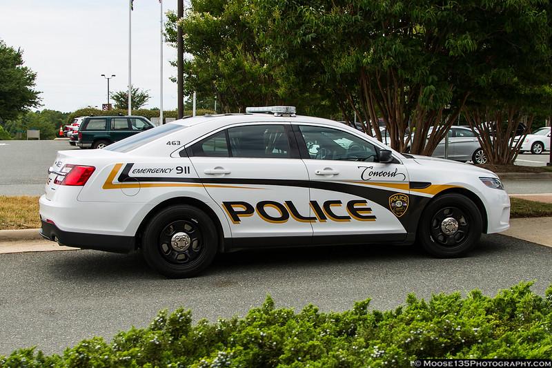 Concord, NC Police