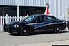 Pocono Mountain Regional Police Dodge Charger at Pocono Raceway