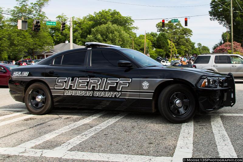 Madison County, GA Sheriff Dodge Charger