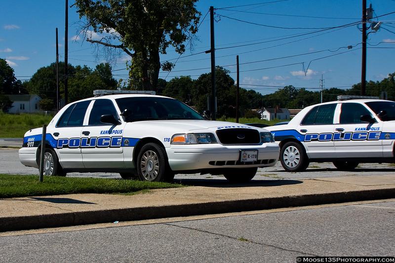 Kannapolis, NC Police Department
