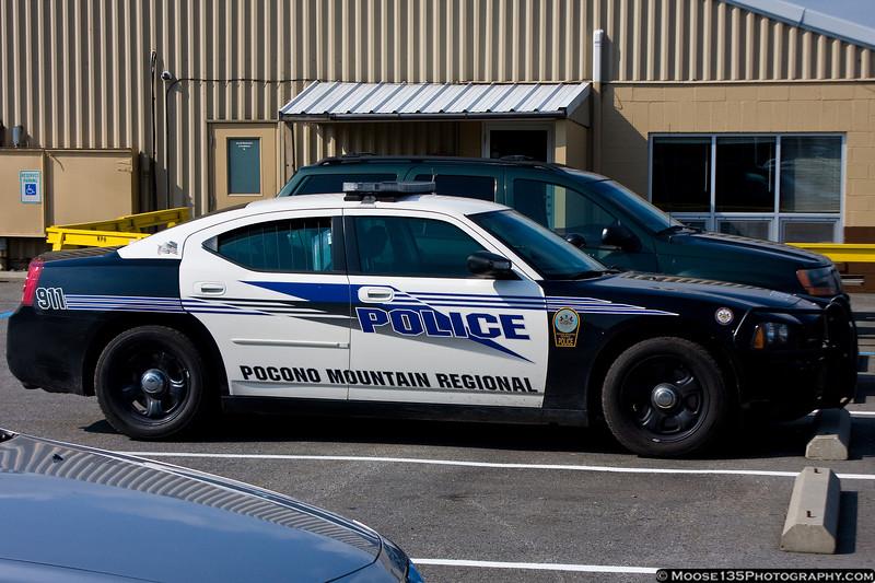 Pocono Mountain Regional Police Dodge Charger