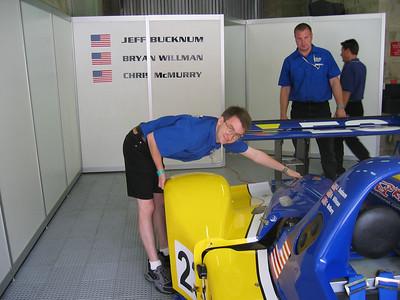 Le Mans 2003