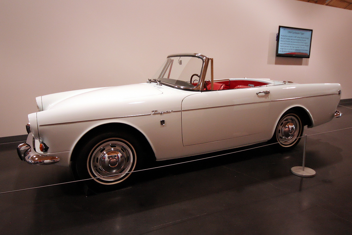 LeMay - America's Car Museum 1964 Sunbeam Tiger