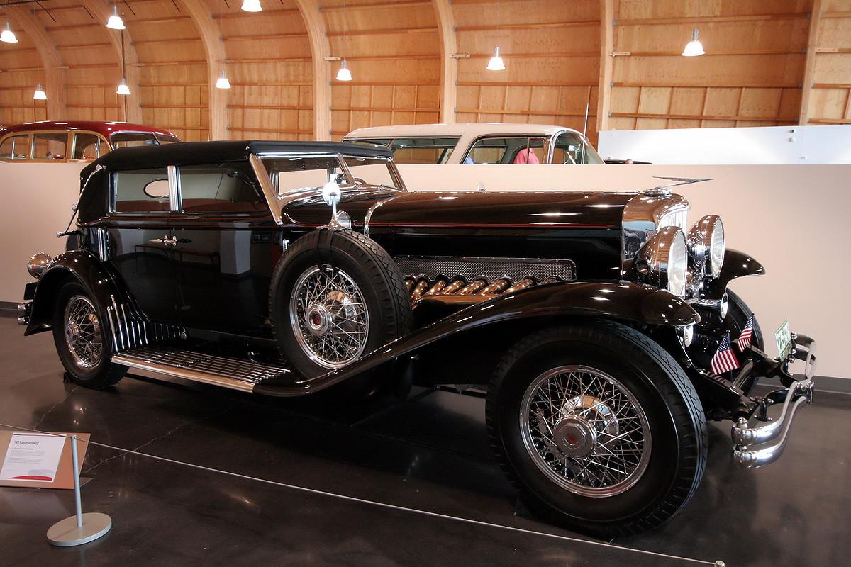 LeMay - America's Car Museum 1931 Duesenberg