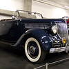 LeMay - America's Car Museum<br /> 1938 Ford Convertible