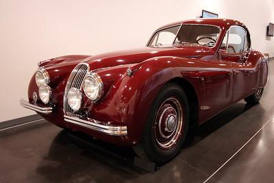 LeMay - America's Car Museum Jaguar