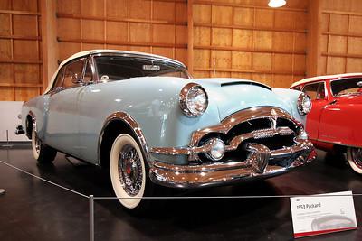 LeMay - America's Car Museum 1953 Packard Caribbean