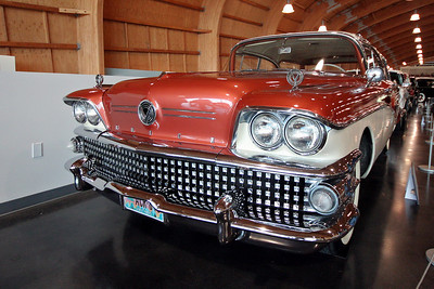 LeMay - America's Car Museum 1958 Buick Century Caballero