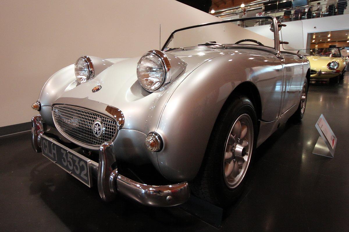 LeMay - America's Car Museum Austin Healey Bugeye Sprite