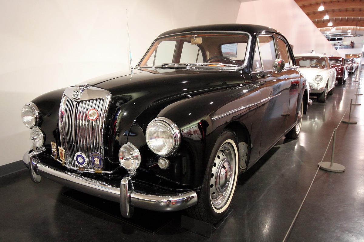 LeMay - America's Car Museum MG