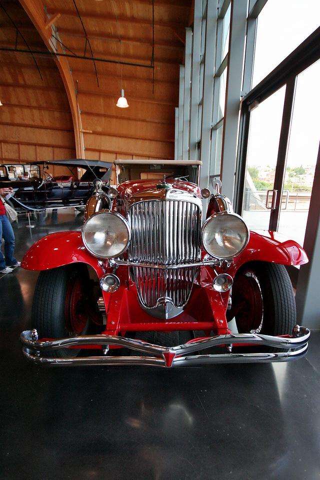 LeMay - America's Car Museum 1930 Duesenberg Model J