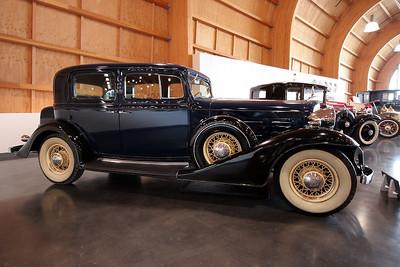 LeMay - America's Car Museum 1933 Cadillac Series 370-C