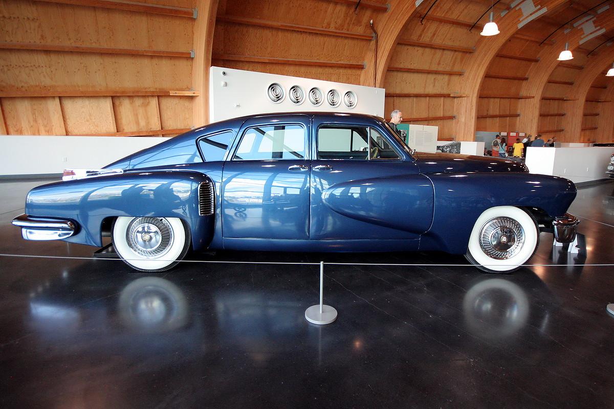 LeMay - America's Car Museum 1948 Tucker 48