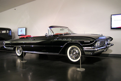 LeMay - America's Car Museum 1961 Buick Electra 225