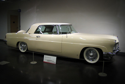 LeMay - America's Car Museum 1956 Continental Mark II