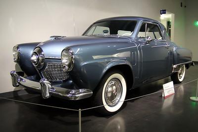 LeMay - America's Car Museum 1951 Studebaker