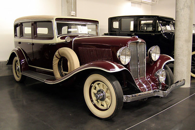 LeMay - America's Car Museum 1932 Auburn 8-100A