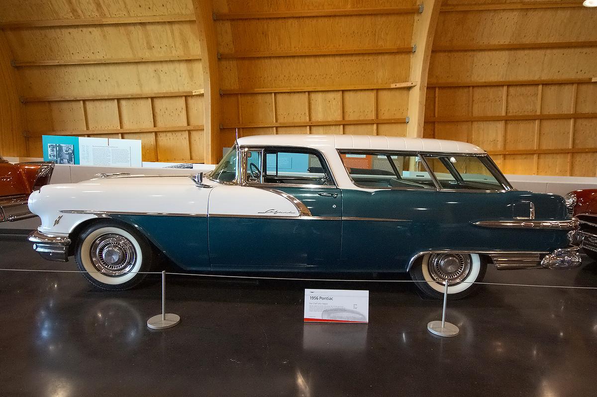 LeMay - America's Car Museum 1956 Pontiac Star Chief