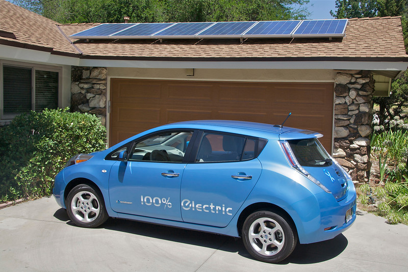 Leaf+Garage Solar 8-11