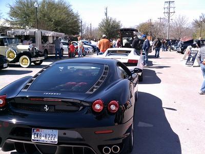 Leander Car Show