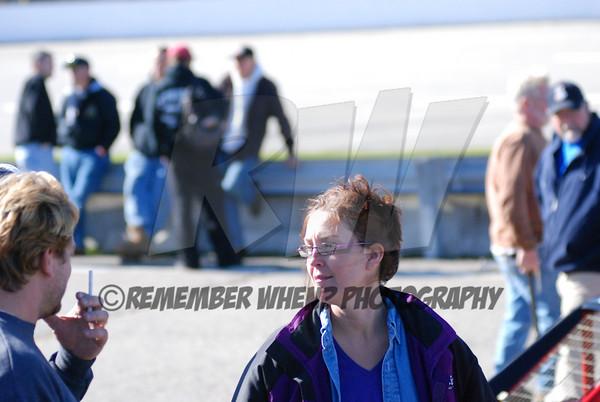 Lee USA Speedway Oktoberfest Oct 25, 2009