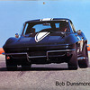 # 2, # 10, # 38 - 1987 - SCCA AP - Leon Hurd in ex Yenko, Grady Davis ZO6 at Monterey Historics