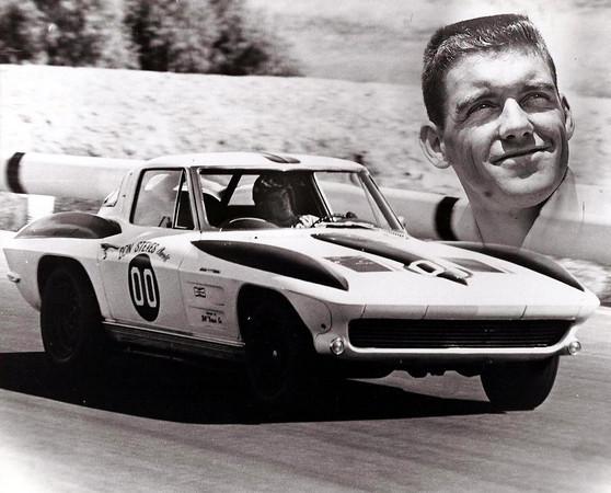 # 00 - 1962 - FIA - Dave MacDonald at Riverside, LA Times Invitational 3 hr Enduro, Oct 13.