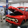 1952 Ford F1 Five Star Cab Final Assembly