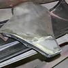 1951 F1 fender rust repair