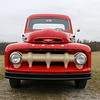 Completed 1952 Ford F-1 Five Star Deluxe Cab Restoration.